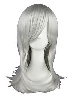 billige Anime cosplay-Cosplay Parykker Maria Holic Shinjirō Kurama Anime Cosplay-parykker 55 CM Varmeresistent Fiber Herre Dame