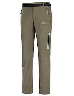 tanie Odzież turystyczna-Dla obu płci Turistické kalhoty Na wolnym powietrzu Wodoodporny Quick Dry Rain-Proof Zdatny do noszenia Oddychający Zima Spodnie Camping