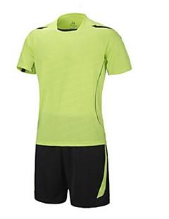 Pánské Fotbal Tričko + šortky Sady oblečení Spodní část oděvu Rychleschnoucí Prodyšné Jaro Léto Zima Podzim Klasický Terylen Fitness