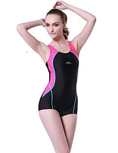בגדי ריקוד נשים דחיסה נמתח אלסטיין טאקטל חליפת צלילה בגדי ים-שחייה צלילה קיץ קלאסי