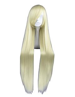 billiga Anime/Cosplay-peruker-Cosplay Peruker Cosplay Chii Animé Cosplay-peruker 100cm CM Värmebeständigt Fiber Herr Dam