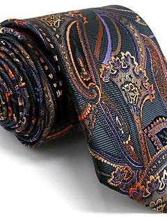 עניבת צווארון מסיבה / עבודה,גברים ריון