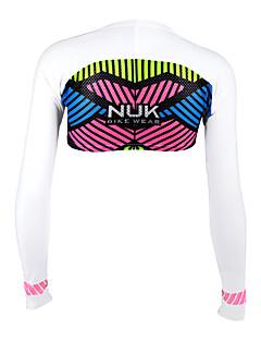 billige Løbetøj-Nuckily Dame Løbe-T-shirt Langærmet Ultraviolet Resistent, Åndbart, Solcreme Toppe for Campering & Vandring / Fiskeri / Træning & Fitness