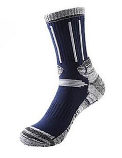 Ski Sokken/Fietssokken Heren Ademend / Houd Warm / Draagbaar / Anti-Slip / Zweetafvoerend / Comfortabel / Dik SnowboardKatoen / Elastaan