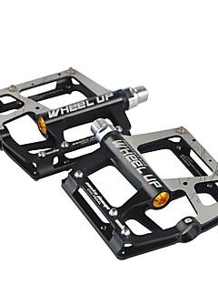 billiga Cykling-Pedaler hopfällbar cykel / Mountainbike / Racercykel Ultra Lätt (UL) / Universell / Hållbar Aluminiumlegering Svart