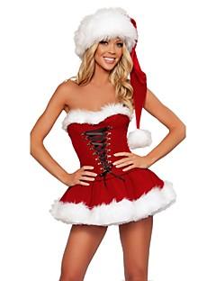billige julen Kostymer-Cosplay Kostumer Terylene Cosplay-tilbehør Jul Karneval