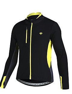 cheap Cycling Jackets-SANTIC Men's Cycling Jacket Patchwork Bike Jersey Breathable Bike Wear