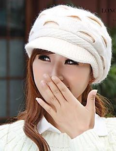 Feminino Casual Roupa de Malha Inverno Outono Floppy Bege Cinzento Rosa claro