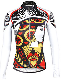 ILPaladin Sport Women Long Sleeve Cycling Jerseys  CX641