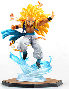 Anime Action Figurer Inspirert av Dragon Ball Cosplay Anime Cosplay-tilbehør figur PVC