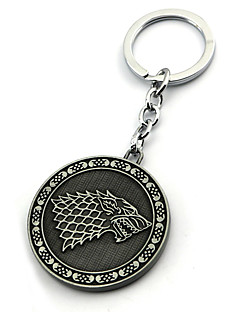 Inspired by Game of Thrones Anime Cosplay Accessories Keychain