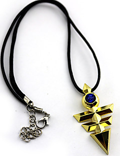 cheap Anime Cosplay-Cosplay Accessories Inspired by Yu-Gi-Oh Cosplay Anime Cosplay Accessories Necklaces Alloy