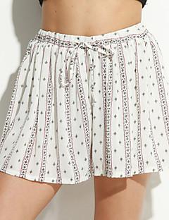 abordables -Femme Décontracté Micro-élastique Jeans Pantalon,Spandex Eté Couleur Pleine