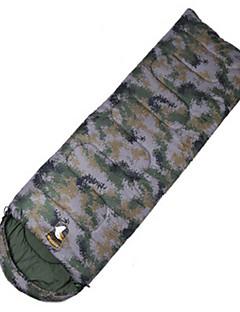 寝袋 屋内用 シングル 幅150 x 長さ200cm 10 ダウンX50 キャンピング 旅行 屋内 通気性 防水 携帯用 防風 防雨 折り畳み式 圧縮袋
