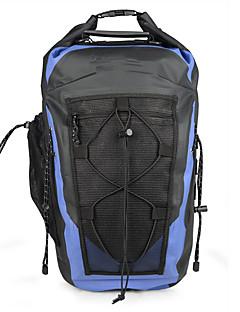 30 L Hátizsákok hátizsák Vízálló hátizsák Vízálló Viselhető mert Kempingezés és túrázás