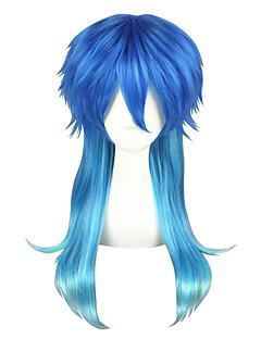 billige Anime cosplay-Cosplay Parykker Kumamon Akari Anime Cosplay-parykker 60cm CM Varmeresistent Fiber Herre Dame
