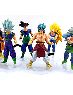 cheap Anime Cosplay Accessories-Anime Action Figures Inspired by Dragon Ball Goku Anime Cosplay Accessories Figure