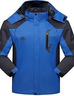 Herrn Damen Softshelljacke für Wanderer Wasserdicht warm halten Windundurchlässig Isoliert Komfortabel Oberteile für Camping & Wandern