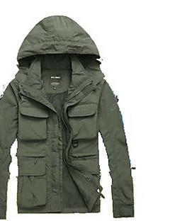 cheap Cycling Jerseys-Men's Women's Hiking Jacket Outdoor Winter Waterproof Thermal / Warm Windproof Insulated Comfortable Top Camping / Hiking Cycling / Bike