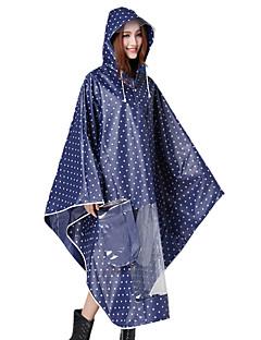 baratos Jaquetas Softshell, de Lã ou de Trilha-Mulheres Capa de Chuva de Trilha Ao ar livre Inverno Poncho Acampar e Caminhar / Esportes Relaxantes
