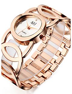 baratos -Mulheres Relógio de Moda Relógio de Pulso Bracele Relógio Relógio Casual Japanês Quartzo Quartzo Japonês Impermeável Resistente ao Choque