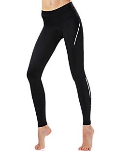 cheji® Sykkelbukser Sykkel Bunner Dame Fort Tørring Pustende Komprimering Bekvem Polyester Klassisk Trening & Fitness Fritidssport