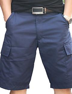 baratos Roupas de Caça-Bremuda Shorts Homens Prova-de-Água / A Prova de Vento / Vestível Clássico Shorts / Calças para Caça / Esportes Relaxantes