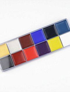 Renkli Parlatıcı Doğal Yüz Others Balm Kuru Siyah Solmaya Gri Degrade Bej Kahverengi Gri Gümüş Beyaz Çoklu-renk