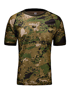 Unisex T-shirt Oberteile Jagd Atmungsaktiv Komfortabel Sommer