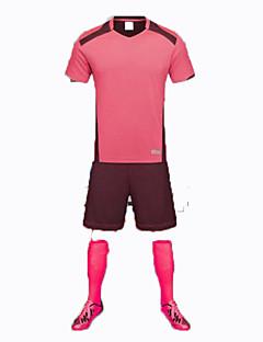 Unisex Fotbal Vrchní část oděvu Prodyšné Nositelný Pohodlné Jaro Léto Podzim Jednobarevné FotbalOranžová Červená Zelená Modrá Světle