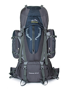 85 L Rucksack Climbing Leisure Sports Camping & Hiking Rain-Proof Dust Proof Breathable Multifunctional