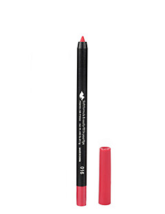 billiga Läppar-Läppennor Fuktig Penn Färgat glans Naturlig