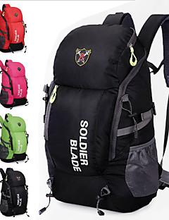 baratos -40 L mochila Mochila para Excursão Pacotes de Mochilas Mochilas de Laptop Mochilas de Escalada Organizador de Viagem Ciclismo / Moto