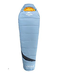 Slaapzak Mummy 0°C Houd Warm draagbaar 210X80 Kamperen Enkel (150 x 200cm)