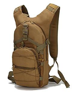 billiga Ryggsäckar och väskor-15 L Ryggsäckar - Vattentät, Regnsäker, Värmeisolerande Utomhus Camping, Jakt, Skidåkning Nylon, oxford digital Jungel, digital Desert, lera Färg