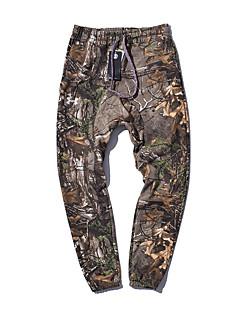 baratos Roupas de Caça-Calça Camuflada de Caçador Resistente Raios Ultravioleta camuflagem Calças para Caça
