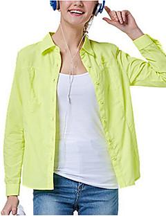 Damen Hemd für Wanderer Rasche Trocknung Oberteile für Leger Camping Frühling Herbst S M L XL XXL