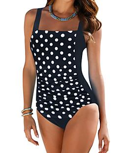 Ladies' Bandeau One-piece Dot Polka Dot