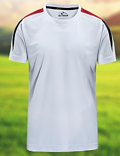 Herrn T-Shirt für Wanderer Rasche Trocknung Atmungsaktiv T-shirt Oberteile für Camping & Wandern Sommer M L XL XXL XXXL