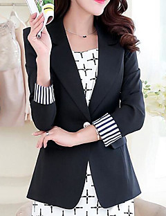 Women's Casual/Daily Casual Spring Blazer