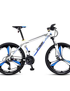 baratos Total Promoção Limpa Estoque-Bicicleta De Montanha Ciclismo 27 velocidade 26 polegadas / 700CC SL-TS-38-9 Freio a Disco Hidráulico Suspensão Garfo Comum / Anti-Escorregar Liga de alumínio