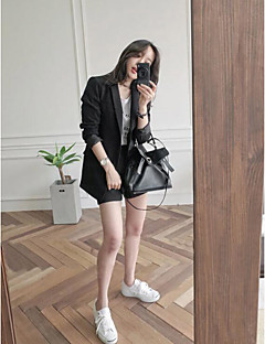 Women's Casual/Daily Casual Spring Suit