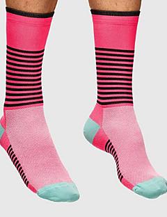 billige Sykkelklær-Sport Sokker / Athletic Socks Sykkel / Sykling Sokker Unisex Sykling / Sykkel / Løp Anatomisk design / Beskyttende 1 par Høst / Vinter