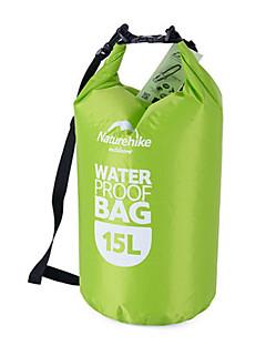 Naturehike 15 L Vízálló zsák Cell Phone Bag Vízálló Hordozható Gyors szárítás mert Úszás Tengerpart Szabadtéri Vízi sportok Felszíni