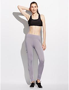 hesapli Kadın Modası ve Kıyafetleri-Kadın's Actif Dar Kesim Actif Pantolon Solid Geometrik