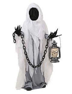 billige Halloweenkostymer-Cosplay Kostumer Maskerade Spøkelse Cosplay Festival/høytid Halloween-kostymer Andre Trikot/Heldraktskostymer Hansker Halloween Karneval