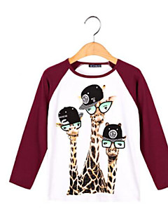 Overige Kleurenblok Overige Herfst Lange mouw Jongens T-shirt