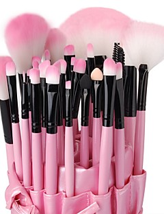 32pcs Brush Sets Nylonkwast Gezicht Lip Oog