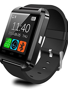U8 Smartwatch Watch  Bluetooth Answer and Dial the Phone Passometer Burglar Alarm Funcitons