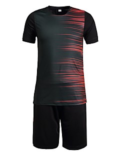 Non spécifié Football Shirt Respirable Doux Toutes les Saisons Autres Polyester Football